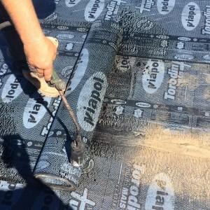 Espessura manta asfaltica