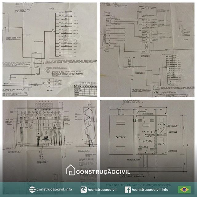 ConstruçãocivilExemplo of electrical systems design: general bus and ...