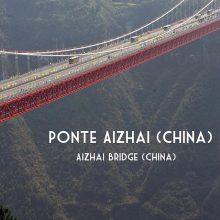 A ponte Aizhai é uma ponte suspensa na via G65 Baotou-Maoming próxima a Jishou, Hunan (China). A ponte foi construída como parte de uma via expressa a partir do município de Chongqing no sudoeste da China para Changsha. Repost do @civilengineeringdiscoveries //////// The Aizhai Bridge is a suspension bridge on the G65 Baotou-Maoming Expressway near Jishou, Hunan (China). The bridge was built as part of an expressway from southwest China's Chongqing Municipality to Changsha. Repost from @civilengineeringdiscoveries