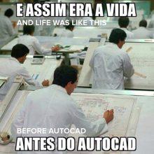 Antes do AutoCad... Repost do @engenheironaobra ///// Before AutoCad... Repost from @engenheironaobra