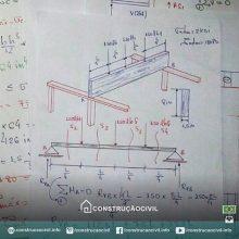 Cálculo de uma viga de madeira enviada por @mateustowards ///// Wood beam calculations sent by @mateustowards