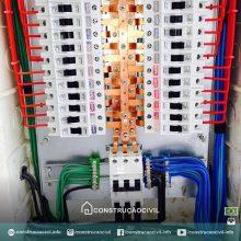 Quadro elétrico bem montado enviado por @juliano_conceito_engenharia /////// Well fitted electrical panel sent by @juliano_conceito_engenharia