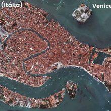 Veneza (Itália): uma cidade coberta por 177 canais, 400 pontes e 118 ilhas. Um bom local para o estudo da arquitetura e engenharia. ////// Venice (Italy): a city covered by 177 canals, 400 bridges and 118 islands. A good place to study about architecture and engineering.