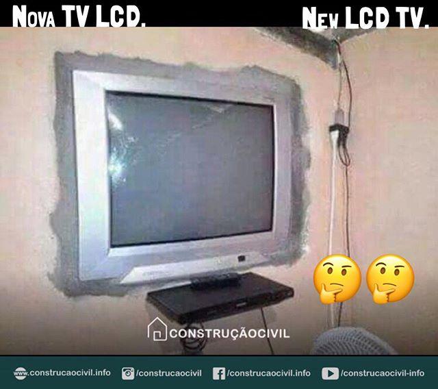 Nova TV LCD ///// New LCD TV.