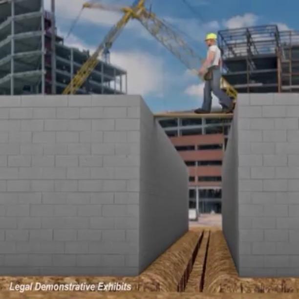 Demonstrativo interessante. Segurança no trabalho é extremamente importante principalmente na indústria da construção civil. /////// Interesting video. Safety at work is extremely important mainly in the construction industry.